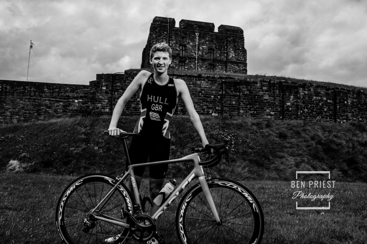 Team GB Triathlete – Jordan Hull – Cumbrian Ambassador for the World Health Innovation Summit no.3