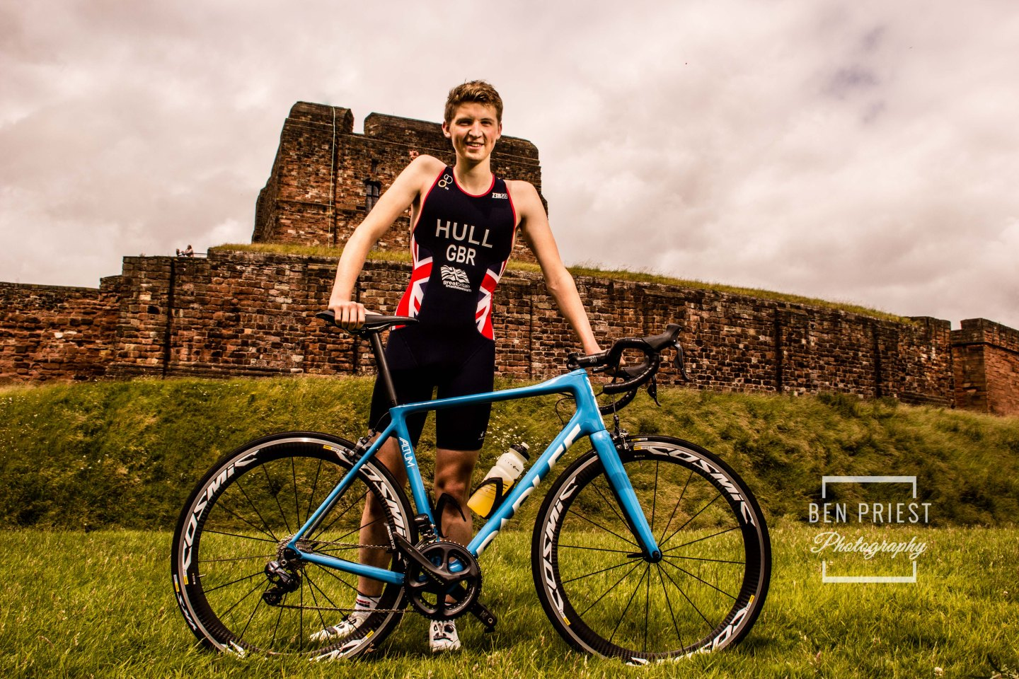 Team GB Triathlete – Jordan Hull – Cumbrian Ambassador for the World Health Innovation Summit no.5