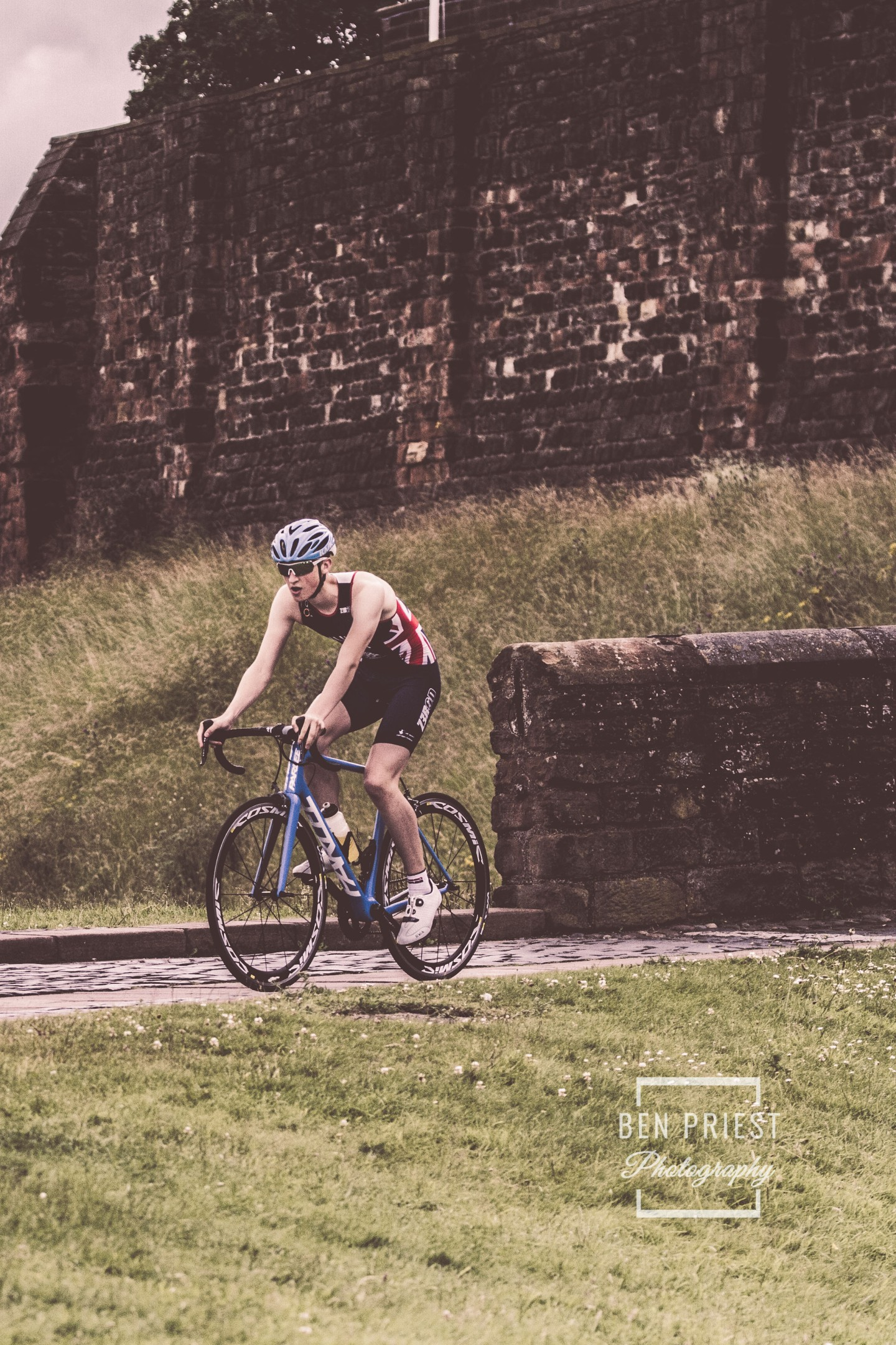 Team GB Triathlete – Jordan Hull – Cumbrian Ambassador for the World Health Innovation Summit no.2