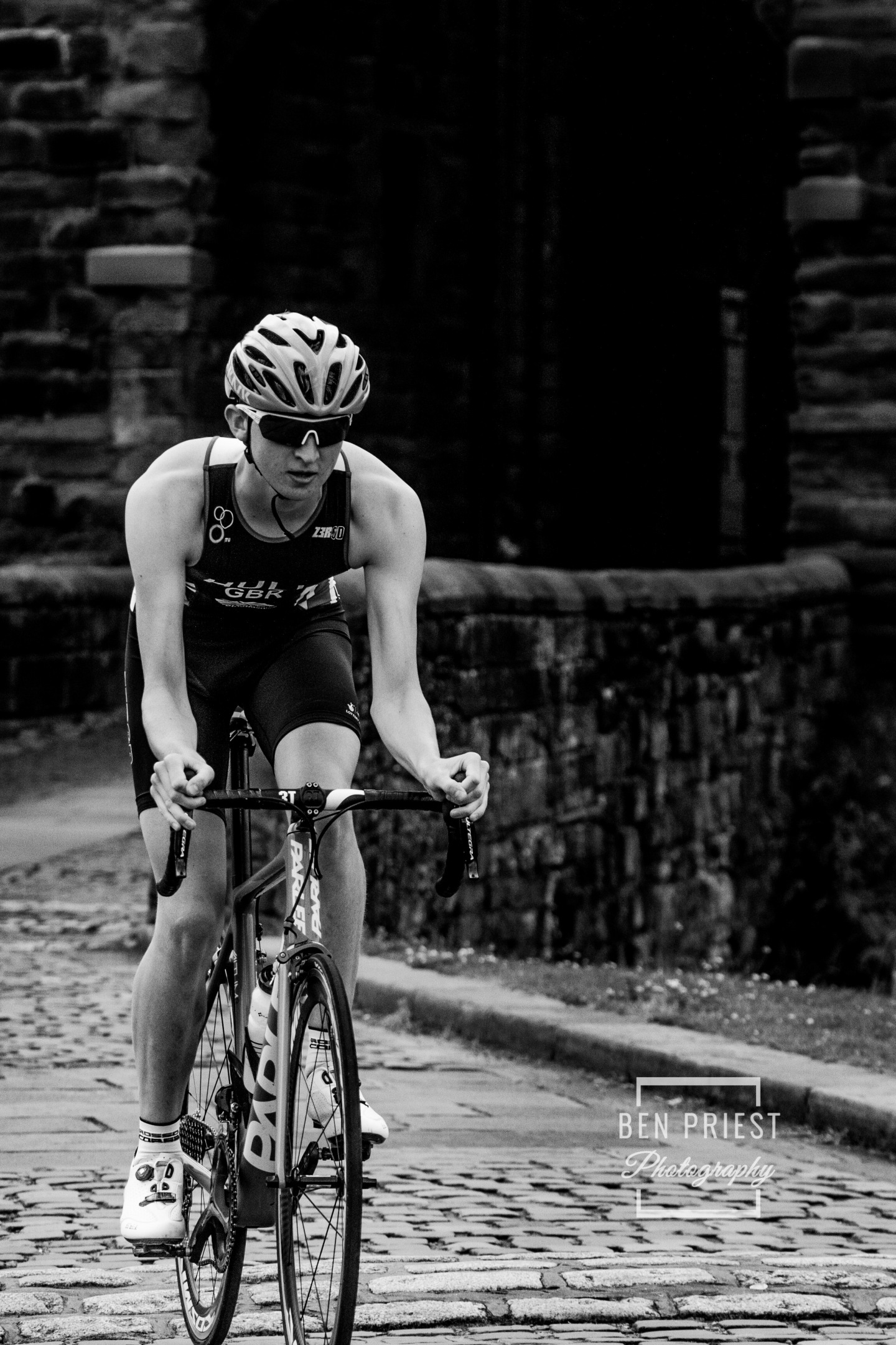 Team GB Triathlete – Jordan Hull – Cumbrian Ambassador for the World Health Innovation Summit no.9